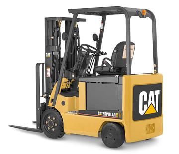 cat-e4000-electrico